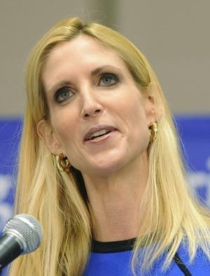 Ann Coulter speaks at the Young America's Foundation Conference in Washington
