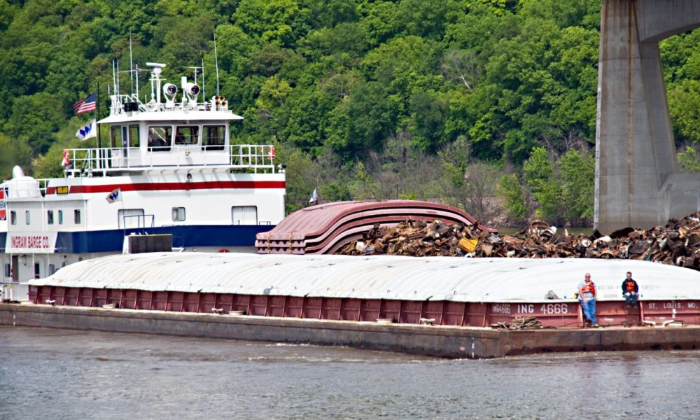 Hinds CC partners with industry on the Mississippi River