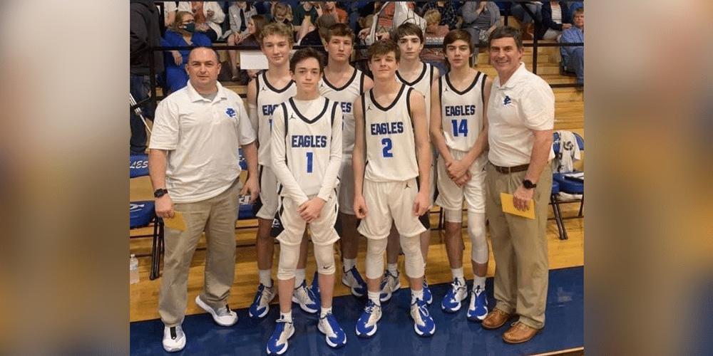 PCA freshman basketball players wrap up season