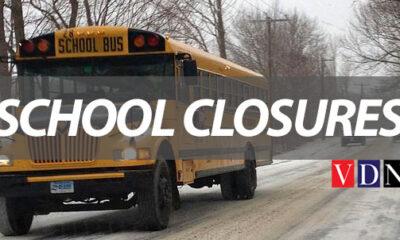 vwsd schools closed