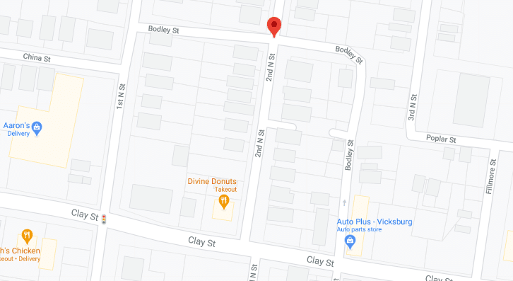2nd North Street closed for repairs