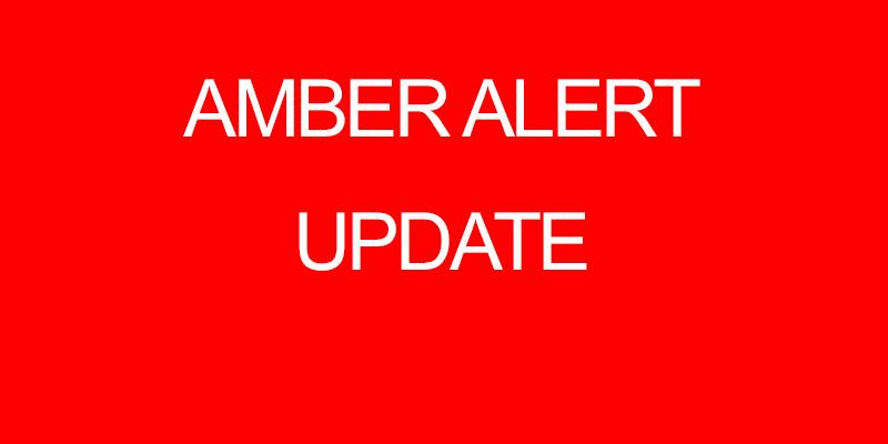amber alert update