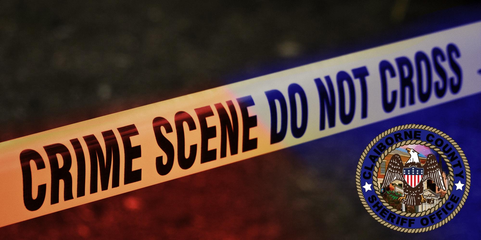 claiborne county crime