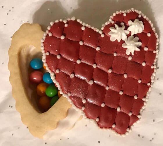Davi Hartley Scallions cookies