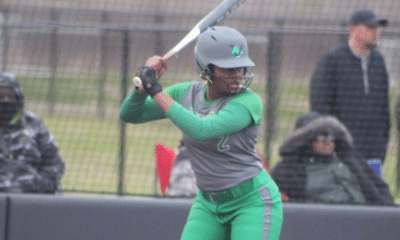 Sha'Niya Lockridge VHS Softball missy gators