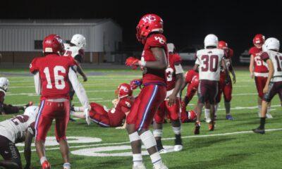 Warren Centran 9th grade football team